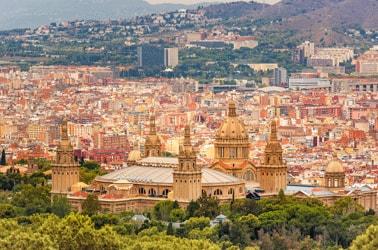 Barcelona Stad