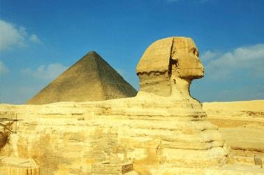 Egypte Sphinx