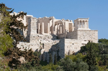 Griekenland Ruines