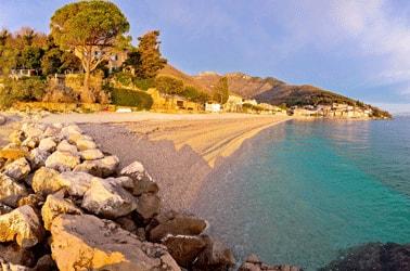 Kroatie Strand