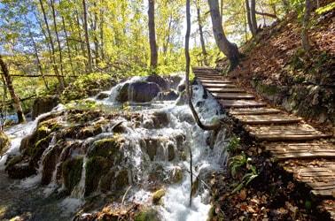 Kroatie Natuur