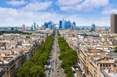 Parijs Stad