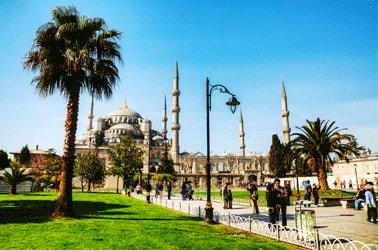 Turkije Stad
