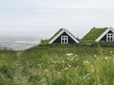 IJsland dorpje