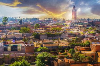 Marokko Rondreis